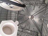 Медогонка 3х рамочная оборотная полный НЕРЖ, фото 1