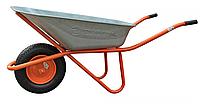 Тачка садово-строительная Т90-1 одноколесная, фото 1