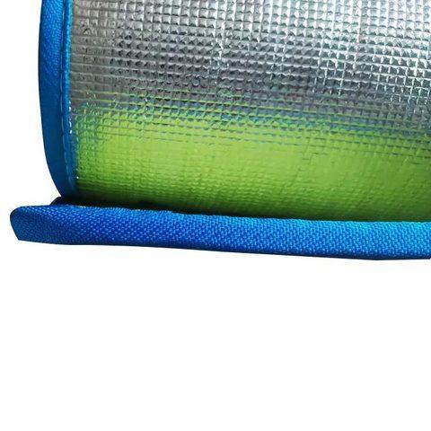 Каремат туристический теплый фольгированный Isolon Mat {180x90, толщина 17мм} - фото 4