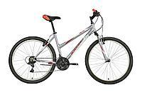 Велосипед Black One Alta 26 серый/красный/белый 18''