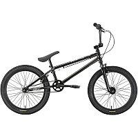 Велосипед Stark'21 Madness BMX 1 черный/серебристый