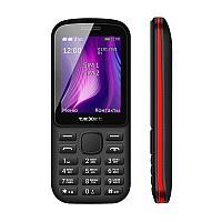 Мобильный телефон Texet TM-221 черно-красный