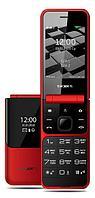 Мобильный телефон Texet TM-407 красный