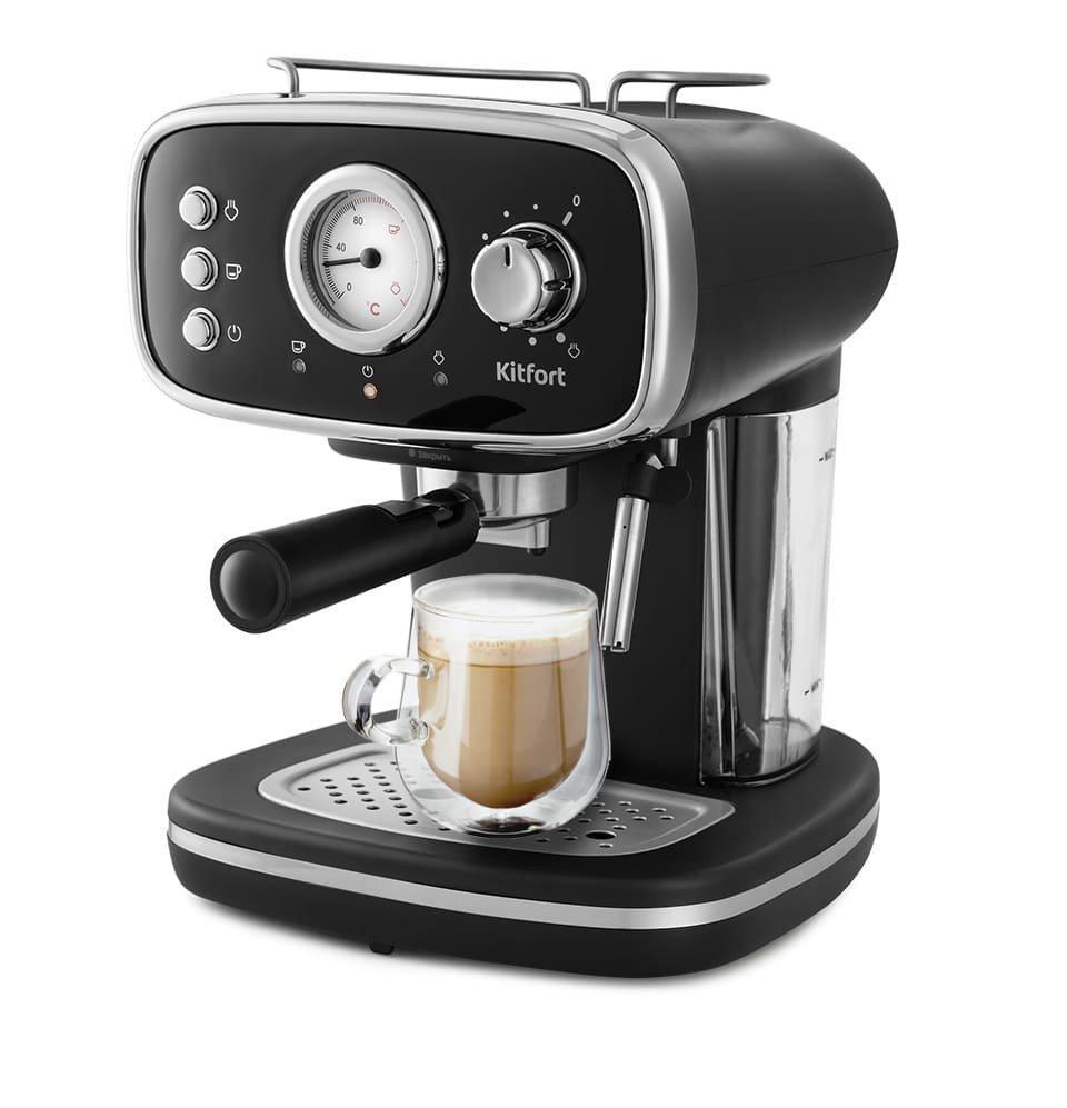 Кофеварка рожковая (эспрессо)