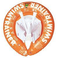 Надувной круг Swimtrainer «Classic», цвет оранжевый, от 2 до 6 лет