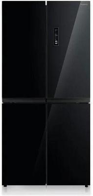 Холодильник Бирюса-CD 466 BG (черное стекло)