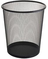 Офисная корзина для мусора сетчатая 16 л