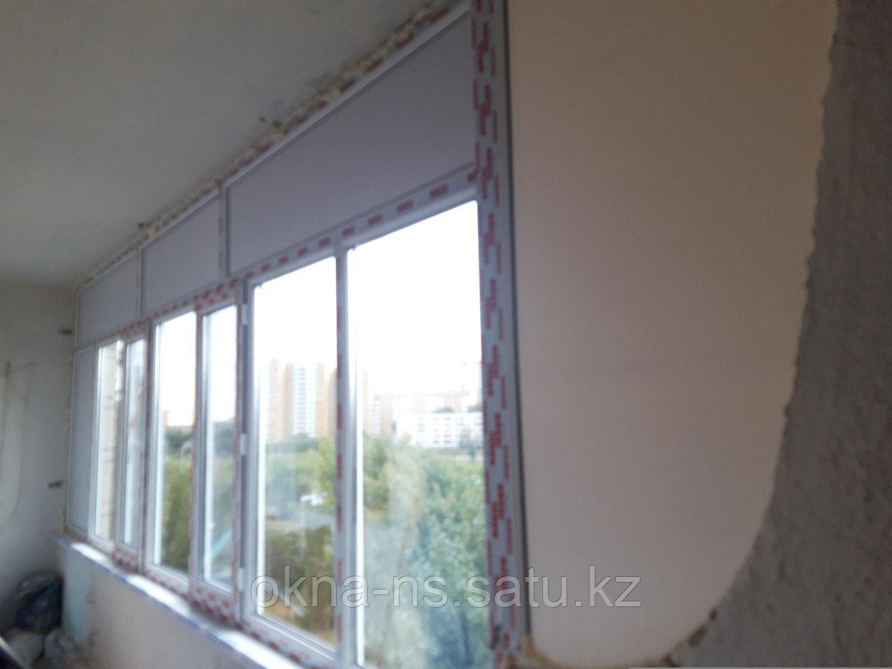 Пластиковые окна Астана - фото 1
