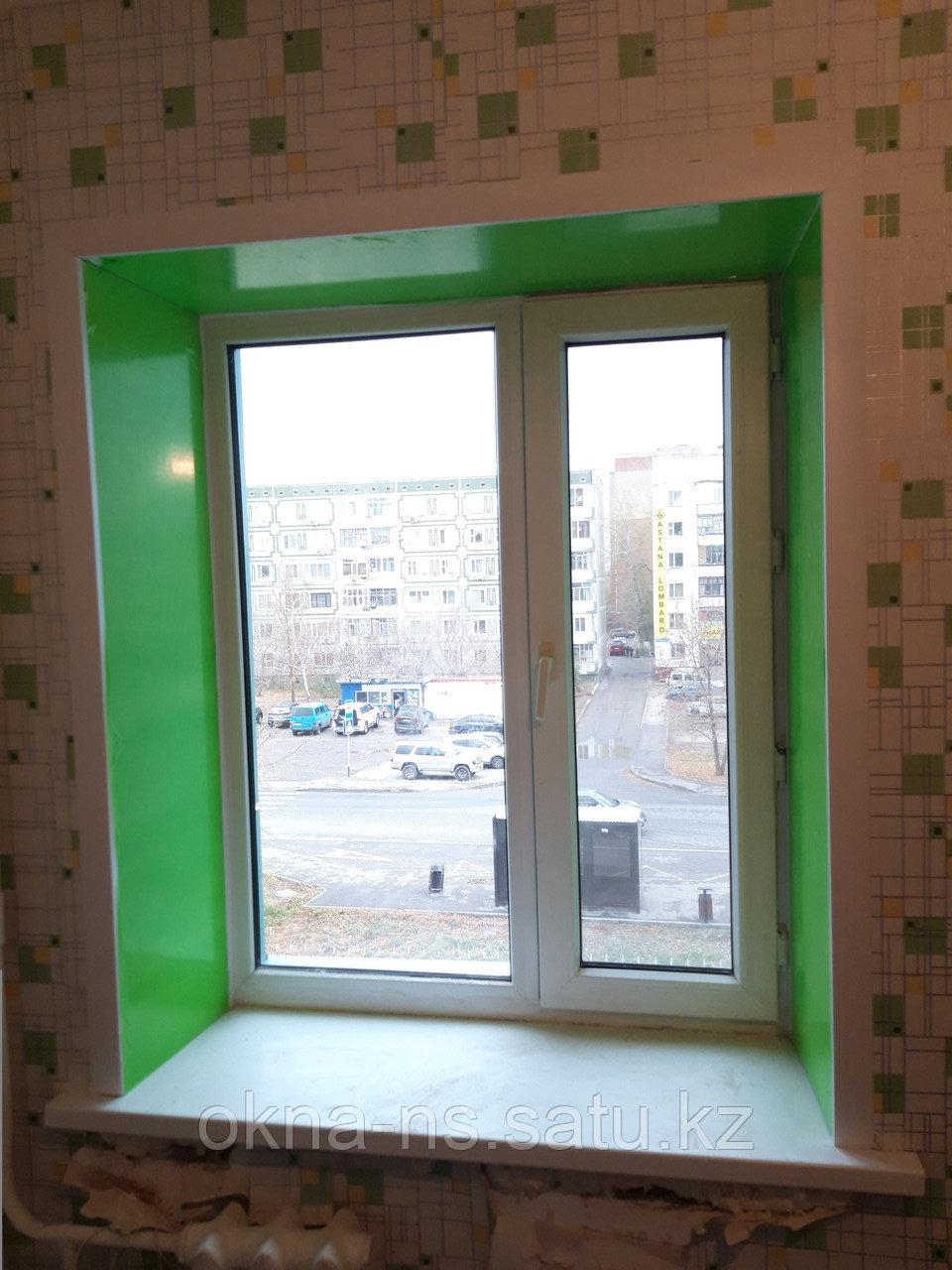 Пластиковые окна Астана - фото 4