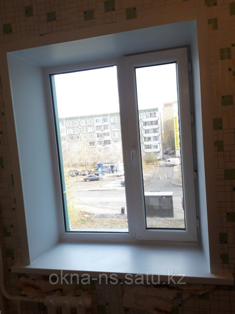 Пластиковые окна Астана - фото 5