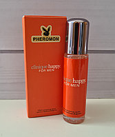 Масляные духи Clinique happy for men, 10 ml С феромонами