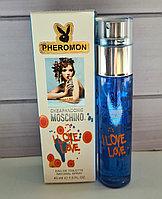 Парфюм-спрей с феромонами Moschino I love love 45 мл