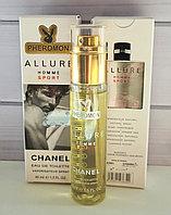 Парфюм-спрей с феромонами Chanel Allure Homme Sport 45 мл
