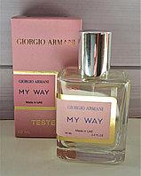 Тестер G.A.My way 58 ml