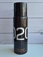 Дезодорант EU Molecule 02 black, 200 мл