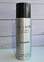 Дезодорант EU Allure homme sport Chanel, 200 мл