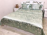 КПБ Шелк с летним одеялом  Moon tex, фото 2