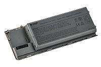 Аккумулятор PowerPlant для ноутбуков DELL Latitude D620 (PC764, DL6200LH) 11.1V 5200mAh