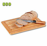 Доска для нарезки хлеба. БАМБУК. KESPER. 58105