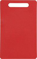 Разделочная доска, пластиковая, красная. KESPER. 30473