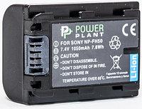 Aккумулятор PowerPlant Sony NP-FH50 1050mAh