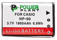 Аккумулятор PowerPlant Casio NP-90 1860mAh