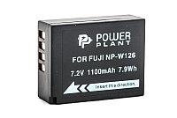 Аккумулятор PowerPlant Fuji NP-W126 1110mAh