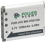 Аккумулятор PowerPlant JVC BN-VG212U 1200mAh