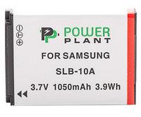 Аккумулятор PowerPlant Samsung SLB-10A 1050mAh