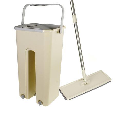 Швабра Easy Mop с ведром с самоочищением, фото 2