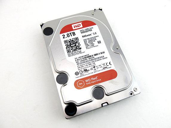 Жесткий диск для NAS систем HDD  2Tb Western Digital RED, фото 2