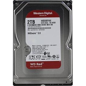 Жесткий диск для NAS систем HDD  2Tb Western Digital Red