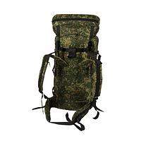 Рюкзак армейский универсальный 100 л камуфляж (Helios).