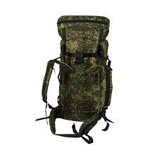 Рюкзак  армейский универсальный 80 л камуфляж (Helios).