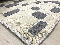 Плетёный ковёр