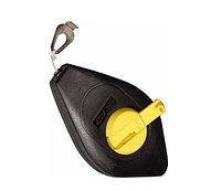 Шнур-отвес STAYER разметочный, корпус пластмассовый, 30м (0638)