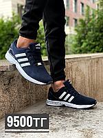 Кроссовки Adidas Zx Flux тем син 087-2