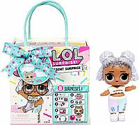 Кукла ЛОЛ Презент сюрприз 3 серия LOL Surprise Present