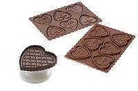 Набор Silikomart для печенья, CKC03 COOKIE HEARTS, 22.163.77.0065