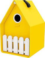 Скворечник 15x24cm, желтый LANDHAUS Emsa 514121
