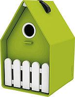 Скворечник 15x24cm, зеленый LANDHAUS Emsa 514122