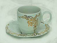 Набор кофейных пар 145 мл. 6персон 12 предметов 30169 Future