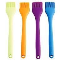 Кисточка Mastrad кондитерская из силикона, фиолетовая - F12705