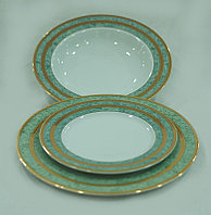 Набор тарелок 6 персон 18 предметов 84020 opal