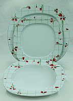 Набор тарелок 6персон 18предметов 29801 LEON