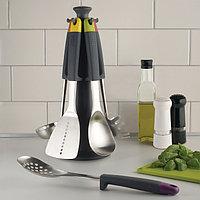 Набор кухонных принадлежностей 7пр. карусель, Joseph Joseph Elevate Steel 1004