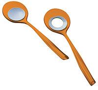 Набор для салата из 2-х предметов, оранжевая, Glamour Casa Bugatti GLOU-02170