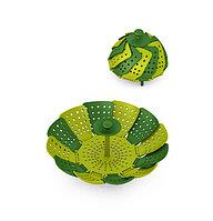Пароварка складная Joseph Joseph Lotus зеленая 40021-23