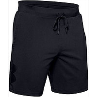 Шорты мужские UA Qualifier Speedpocket Branded 7'' Linerless Shorts Black Under Armour