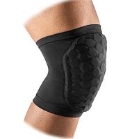 Бандаж баскетбольный на колено/локоть c подушечками MсDavid Hex Knee Pads